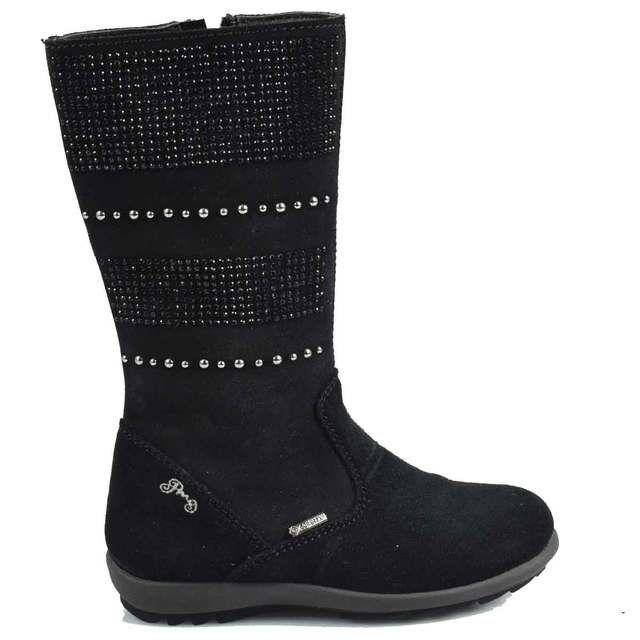 Primigi Boots - Black - 6571000/03 BEJA GORE-TEX