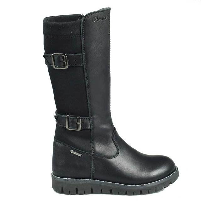 Primigi Boots - Black - 6590000/03 BENNY GORE-TEX