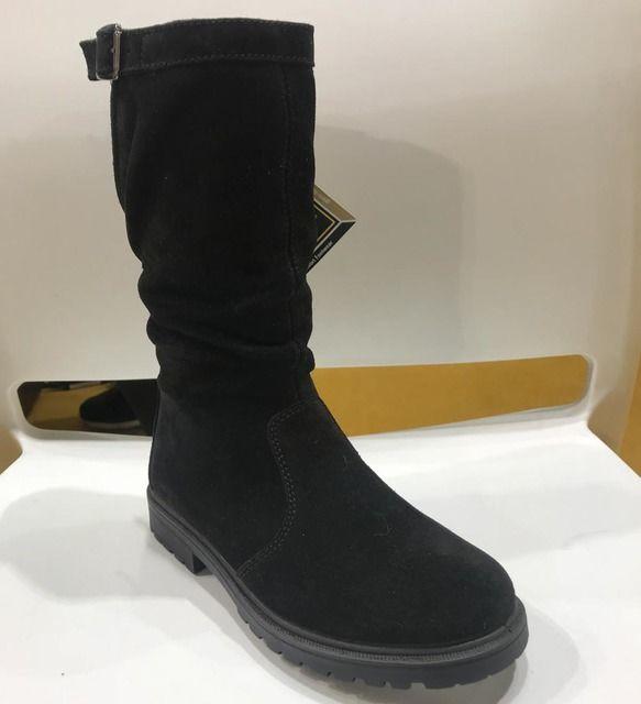 Primigi Chris Gtx Lana 4377511-33 Black Suede boots