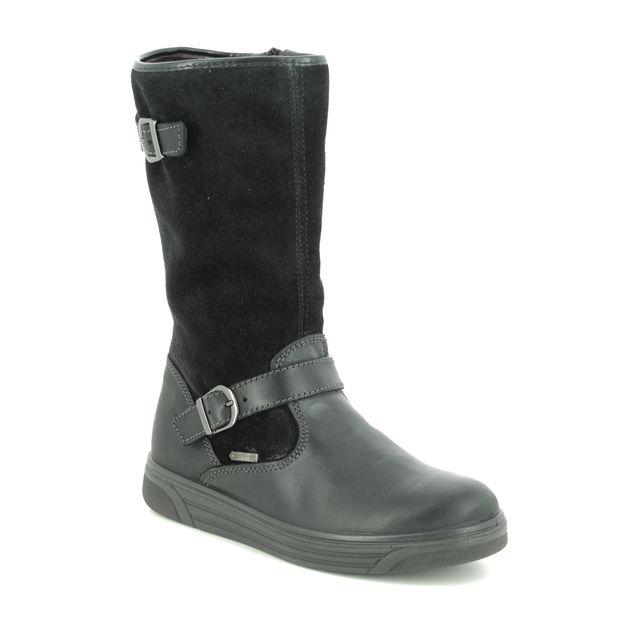 Primigi Boots - Black leather - 4374100/30 CODY GTX LANA