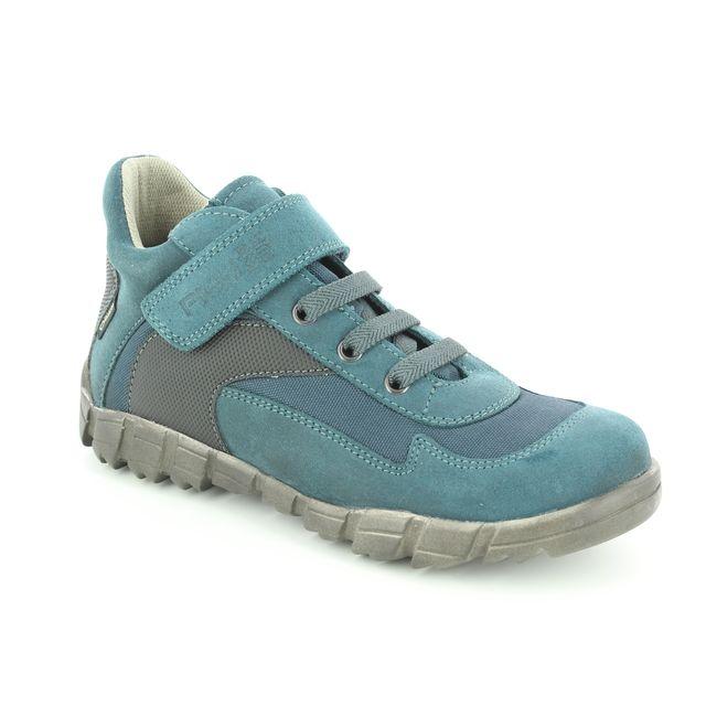 Primigi Boots - Petrol leather - 24293/33 ELVIS GORE-TEX