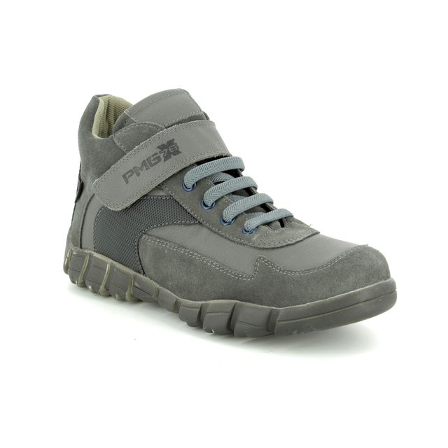 Primigi Boots - Grey matt leather - 24293/44 ELVIS GORE-TEX