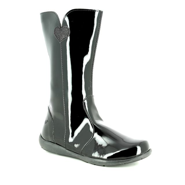 Primigi Boots - Black patent - 24310/00 FLORA