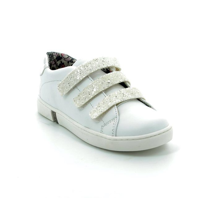 Primigi Everyday Shoes - White - 7166300/60 GLOSSY PIU