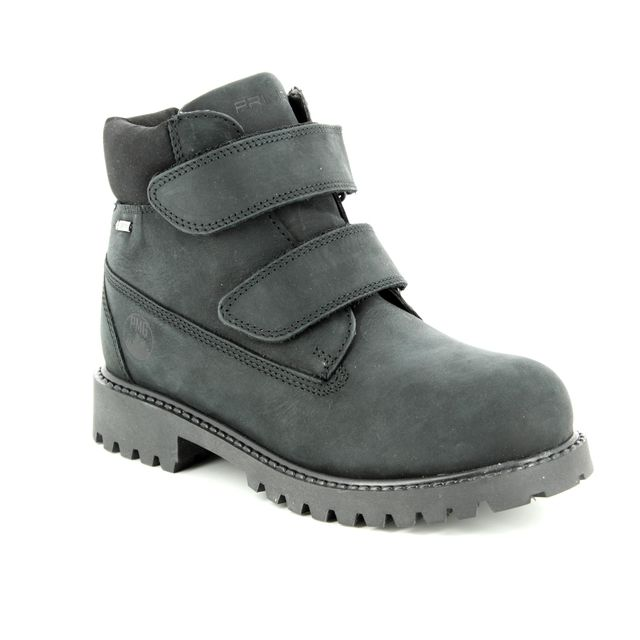 Primigi Boots - Black leather - 24299/33 JACOB GORE-TEX