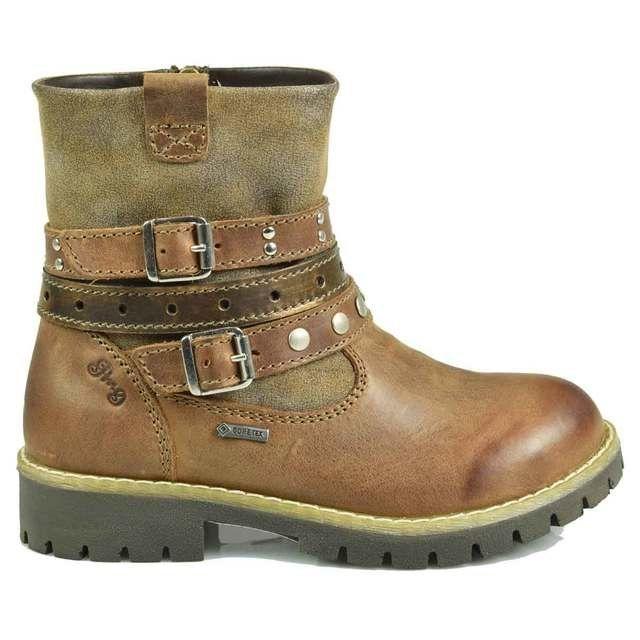 Primigi Boots - Tan - 6593100/11 ZAIRA GORE-TEX