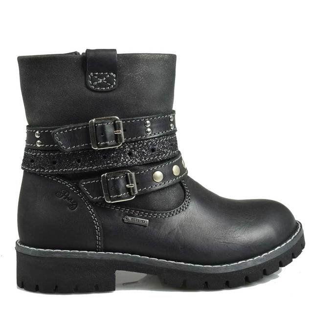 Primigi Zaira Gore Tex 6593200-33 Black boots
