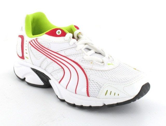 Puma Xenon 185697-20 White trainers