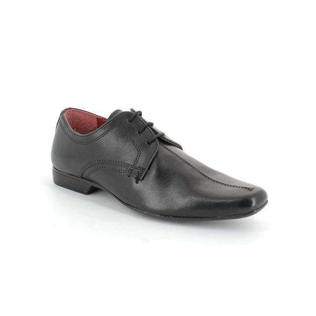 Red Tape Barwick 1001-30 Black school shoes