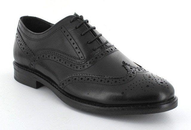 Red Tape Fashion Shoes - Black - 1706/83 BRADSHAW 1007/30