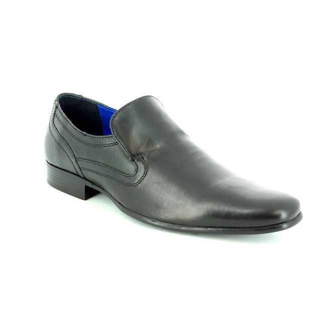 Red Tape Formal Shoes - Black - 1876/23 DERRY
