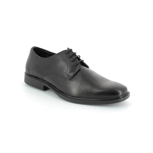 Red Tape Langley 5227-53 Black formal shoes