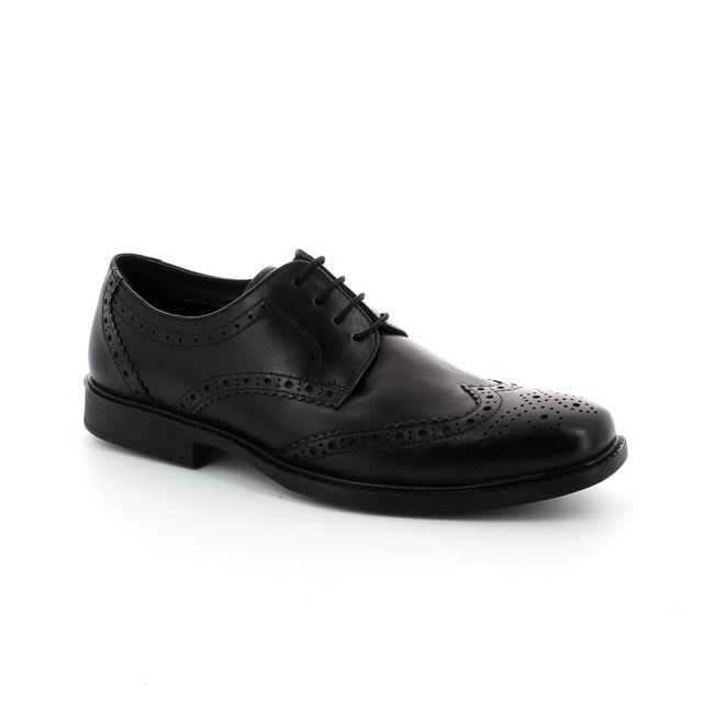 Red Tape Formal Shoes - Black - 5262/23 MAGLIN