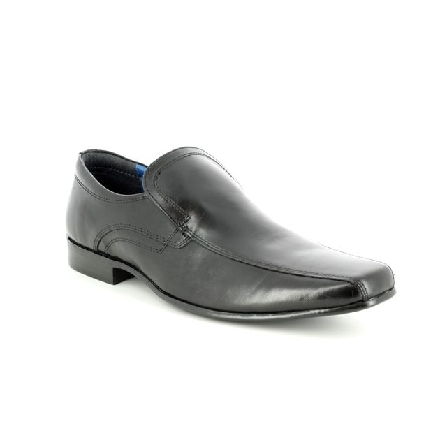 Red Tape Ulster 7204-30 Black formal shoes