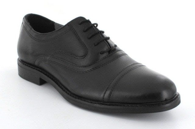 Red Tape Willow 2003-30 Black formal shoes