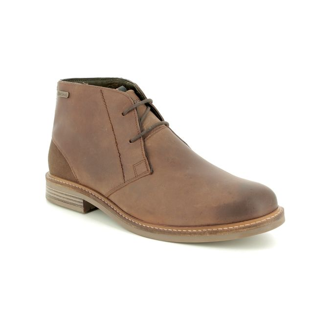 Barbour Boots - Brown leather - MFO0138TA72 REDHEAD BOOTS