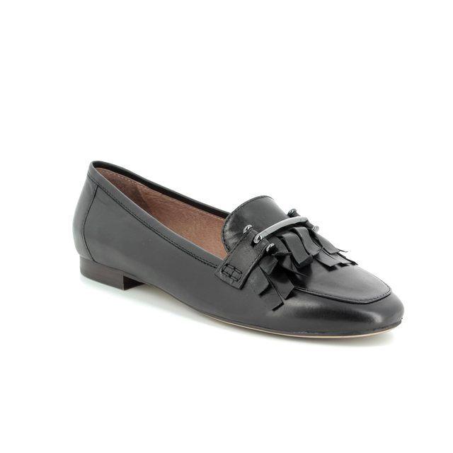 Regarde le Ciel Loafers - Black - 0003/0360 ELCHE 03
