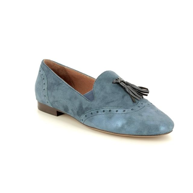 Regarde le Ciel Loafers - Navy - 0005/3358 ELCHE 05