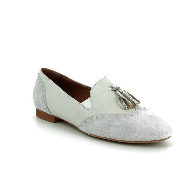 Regarde le Ciel Loafers - White - 0005/3359 ELCHE 05