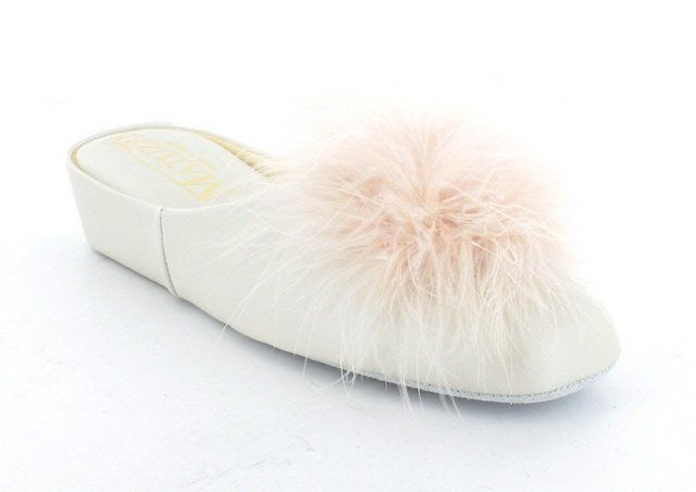 Relax Slippers Slippers - Oyster Pearl - 3419/07 FLUFF  3419