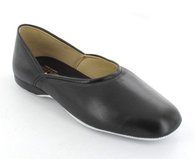 Relax Slippers Grecian 1000-80 Black slippers