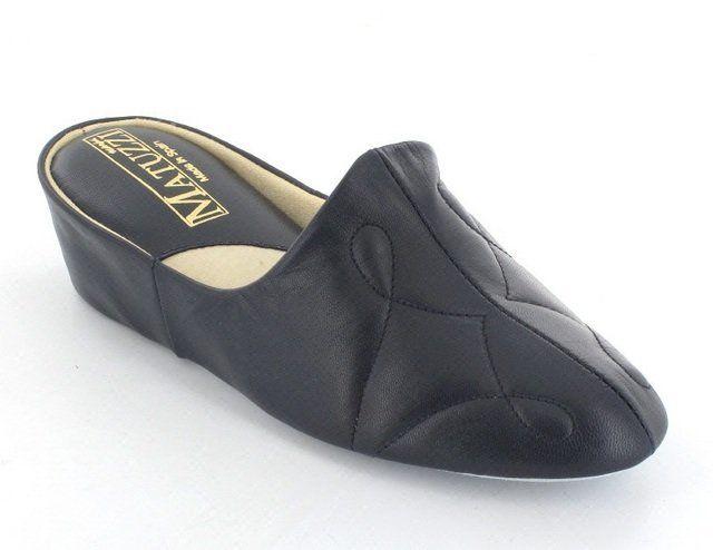 Relax Slippers Slippers - Navy - 7312/70 PLAIN  7312-04