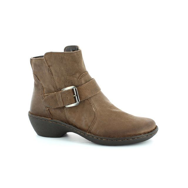 Relaxshoe Besna 29058-20 Brown ankle boots