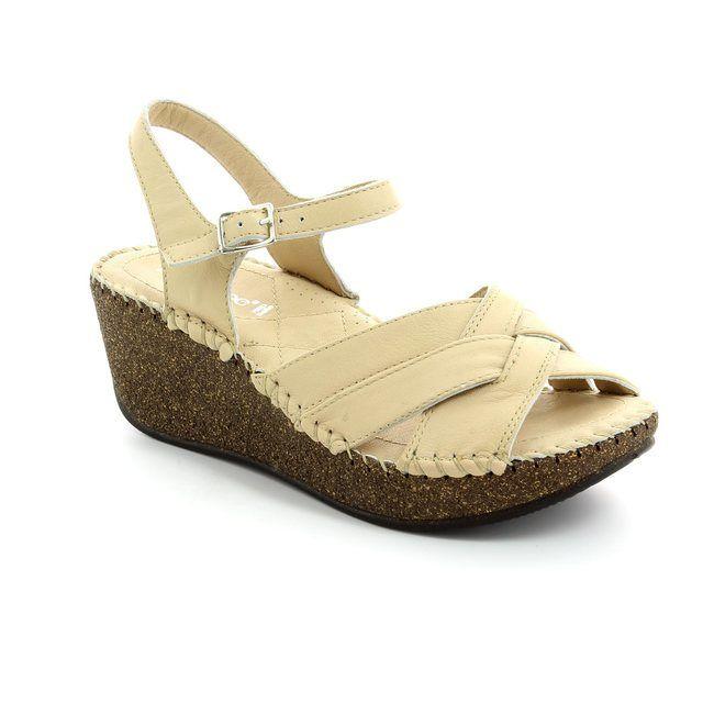 Relaxshoe Sandals - Beige - 031038/50 CORKY