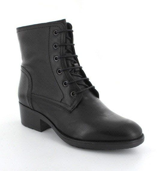 Relaxshoe Ginoli 46411-30 Black ankle boots