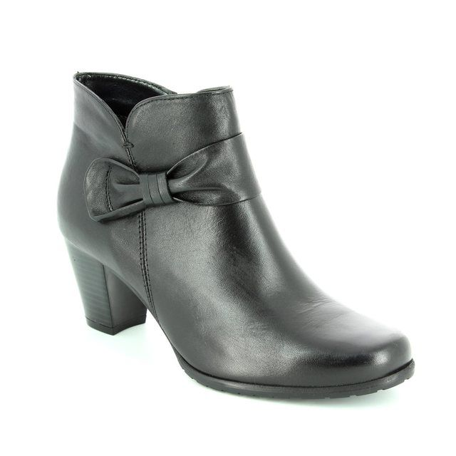Relaxshoe Goldie 019869-30 Black ankle boots