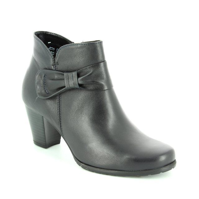 Relaxshoe Goldie 019869-70 Navy ankle boots