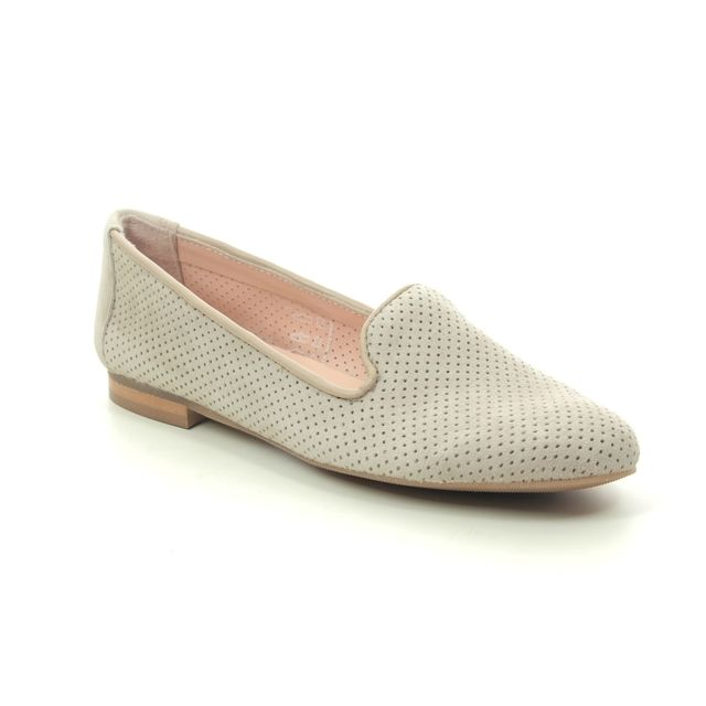 Relaxshoe Pumps - Light Taupe suede - 610005/50 ISABEL