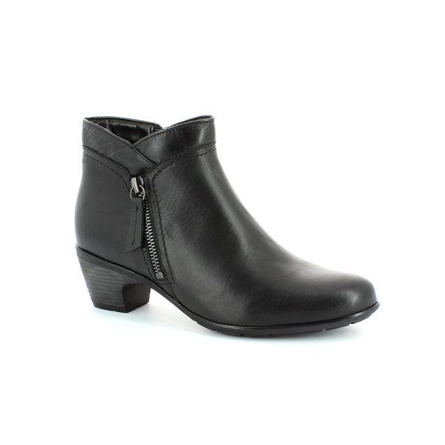 Relaxshoe Limapa 47719-30 Black ankle boots