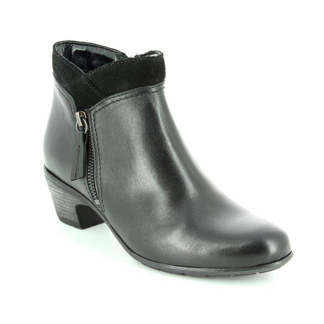 Relaxshoe Ankle Boots - Black - 047719/31 LIMAPA 62
