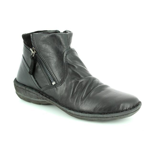 Relaxshoe Ankle Boots - Black - 272010/30 SUFFLE 62