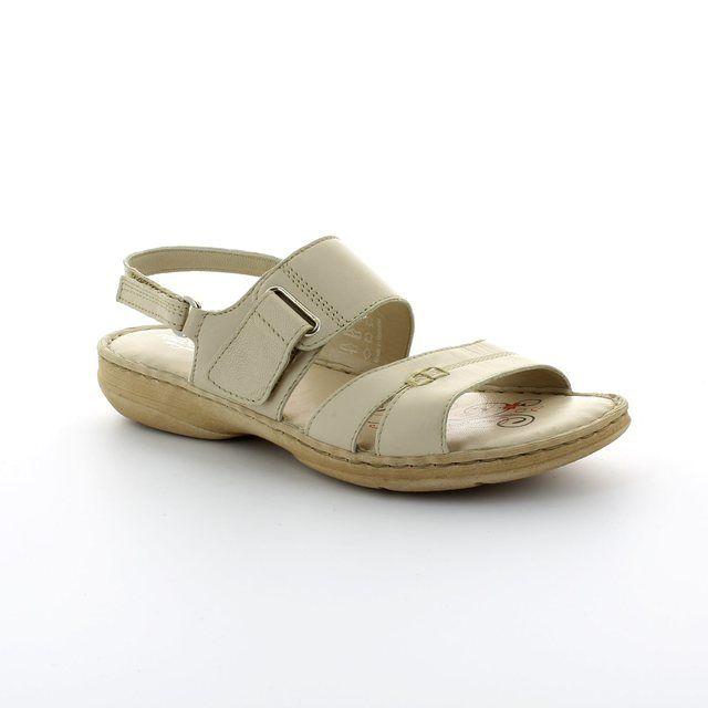 Relaxshoe Torso 43124-50 Beige sandals