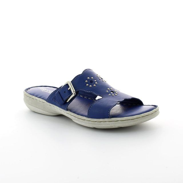 Relaxshoe Tosca 43105-70 Blue sandals