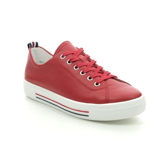 Remonte Trainers - Red leather - D0900-33 ALTOSTAR