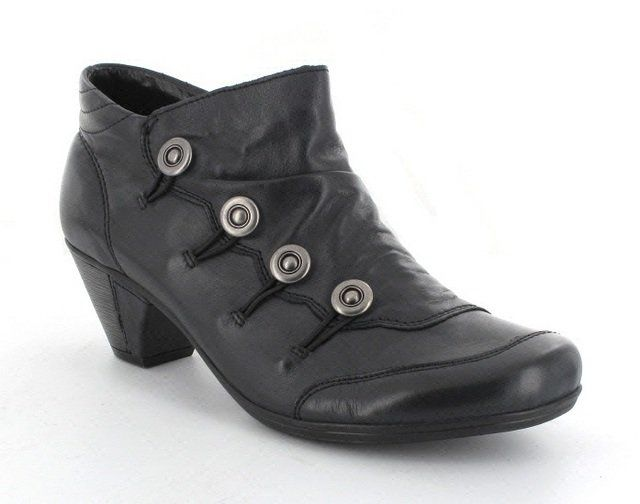 Remonte Anne D1273-03 Navy ankle boots