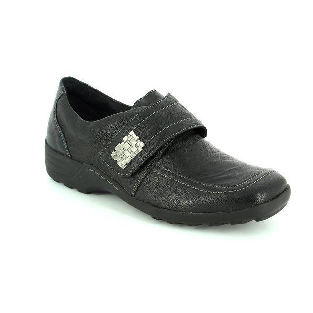 Remonte Comfort Shoes - Black - D0527-00 BERTAVELO