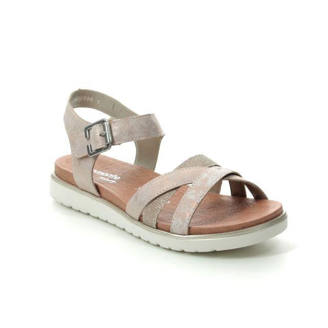 Remonte Desy D4052-32 ROSE Comfortable Sandals