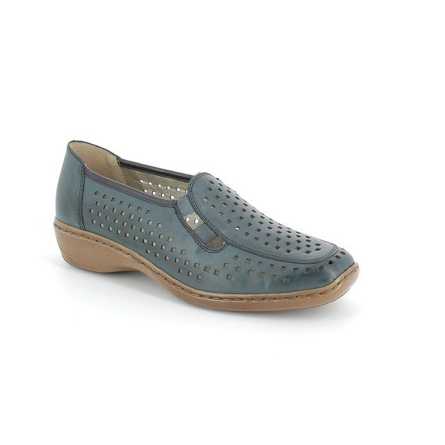 Remonte Comfort Shoes - Navy - D1635-14 DORLAS