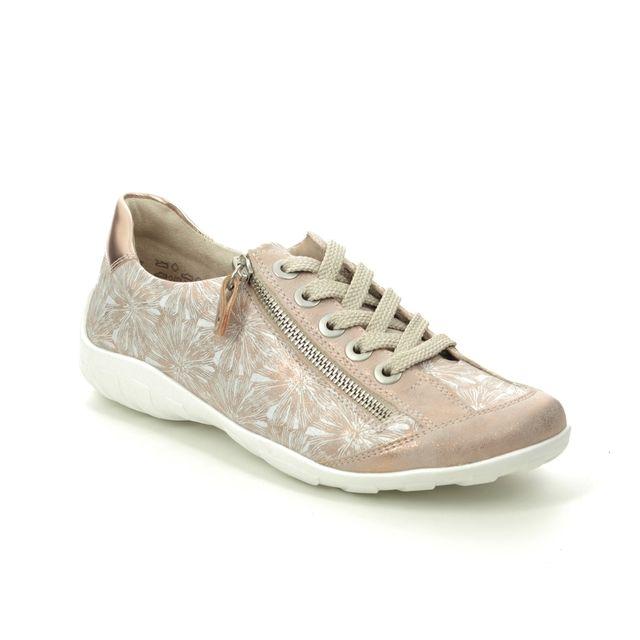 Remonte Lacing Shoes - ROSE  - R3435-30 LIVSPACE