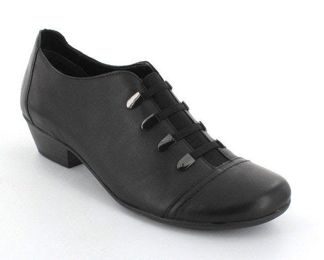 Remonte Milldot D7332-00 Black shoe-boots