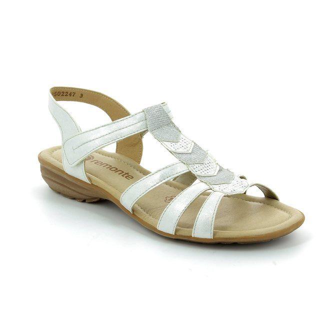 Remonte Sandals - Off white - R3637-80 ODESSA