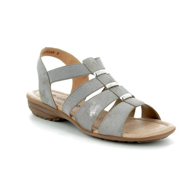 Remonte Sandals - Light Grey - R3644-90 ODINE