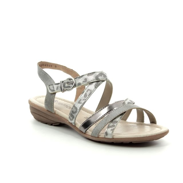 Remonte Comfortable Sandals - Metallic - R3631-91 ODLEY