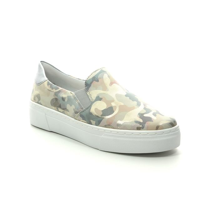Remonte Trainers - Camouflage - R3100-91 PAMPIONA
