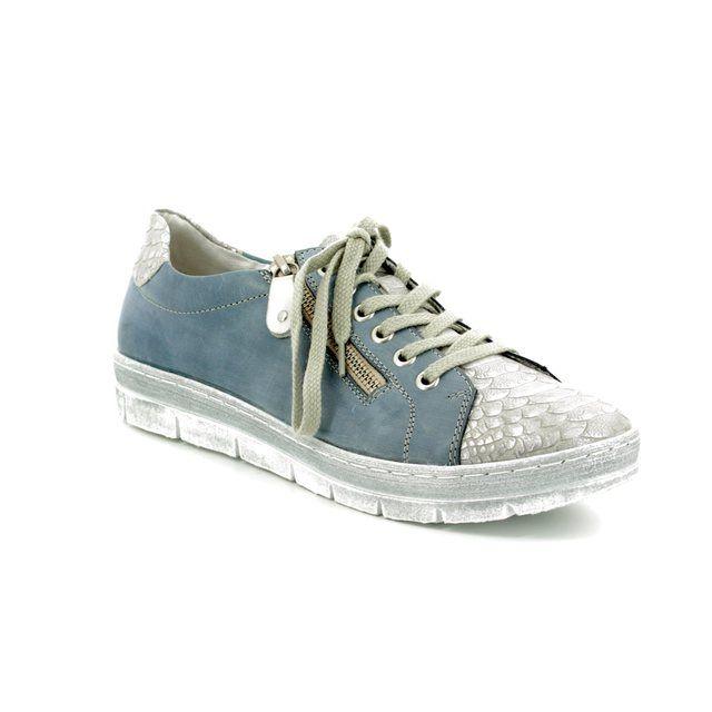Remonte Lacing Shoes - Denim multi - D5800-14 RAVENNA