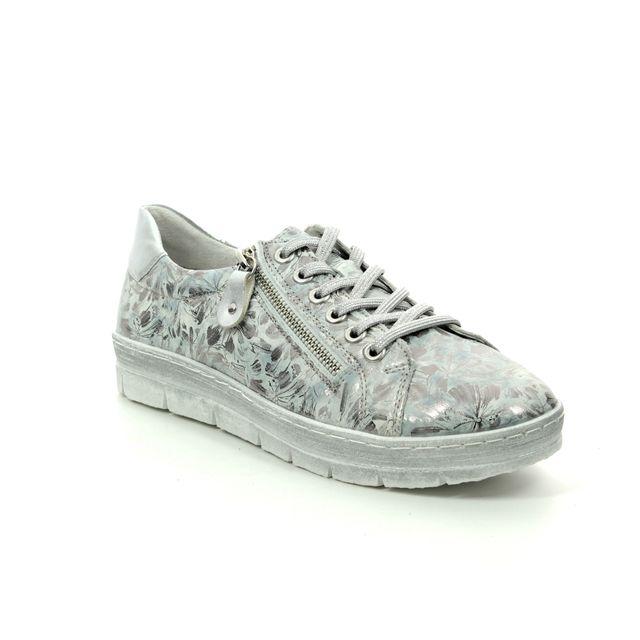 Remonte Lacing Shoes - Silver - D5800-42 RAVENNA
